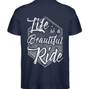 Cars Sucks - Life is a beautiful Ride - Herren Premium Organic Shirt-6887