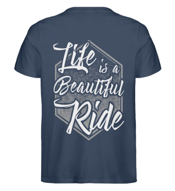 Cars Sucks - Life is a beautiful Ride - Herren Premium Organic Shirt-7058