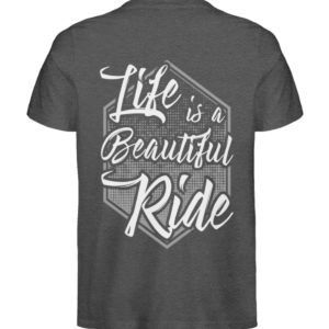 Cars Sucks - Life is a beautiful Ride - Herren Premium Organic Shirt-6898