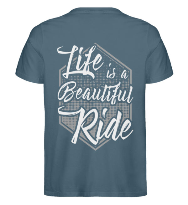 Cars Sucks - Life is a beautiful Ride - Herren Premium Organic Shirt-6895