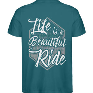 Cars Sucks - Life is a beautiful Ride - Herren Premium Organic Shirt-6889